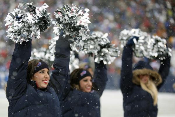 Галерея - Категория: Cheerleaders - Файл: Cheerleaders_41